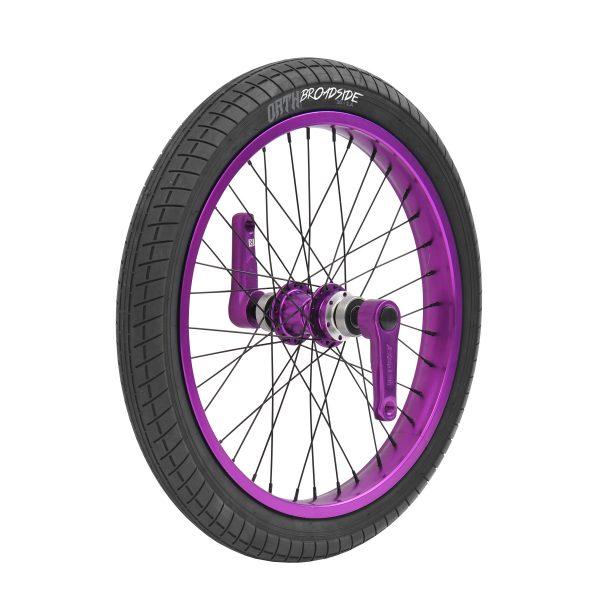 TRIAD Dynasty 2 Vorderrad Purple