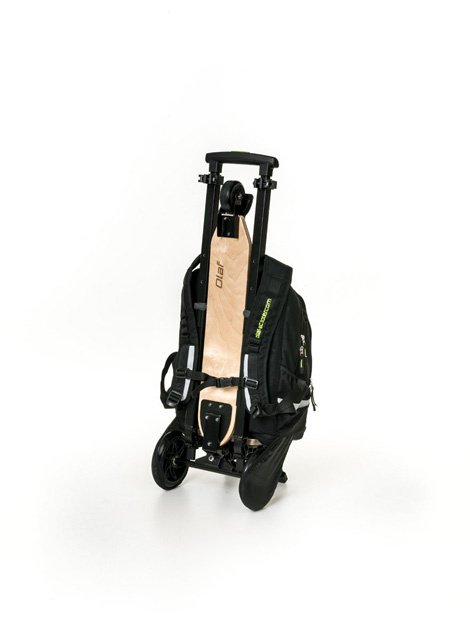 OLAF Urban - 4in1 Scooter