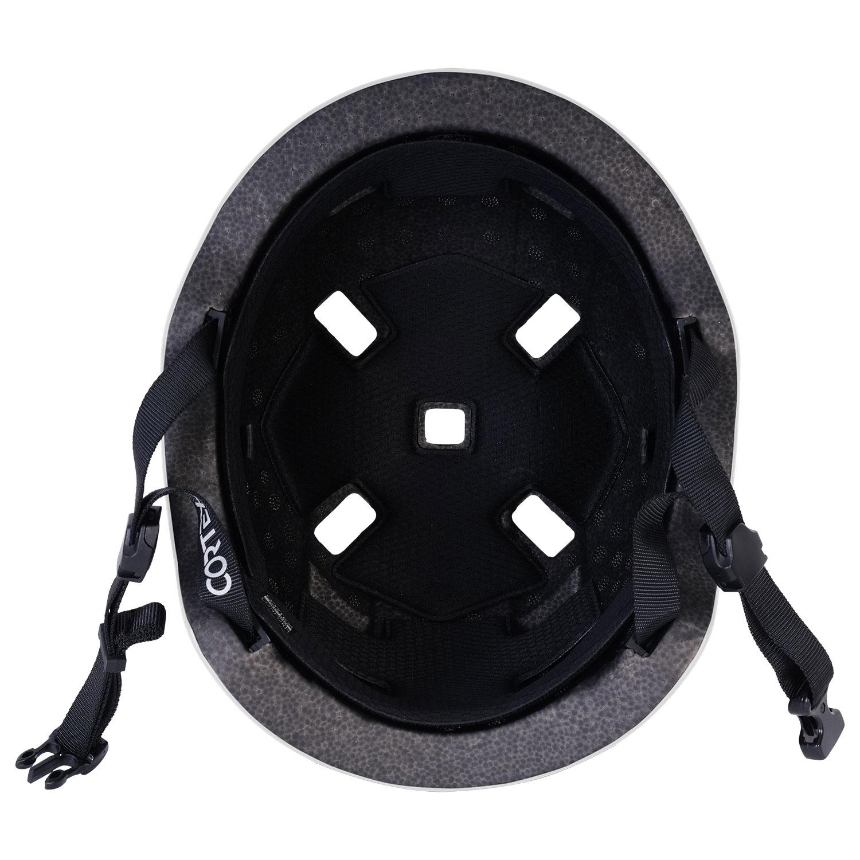 Cortex Multi Sport Helm in glanz Weiß