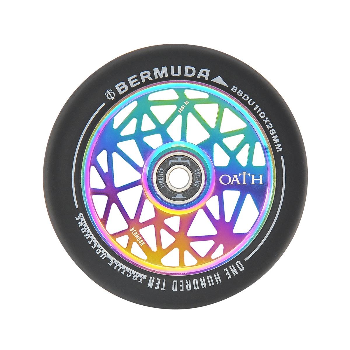 Oath Bermuda 110mm Stunt Scooter Wheels