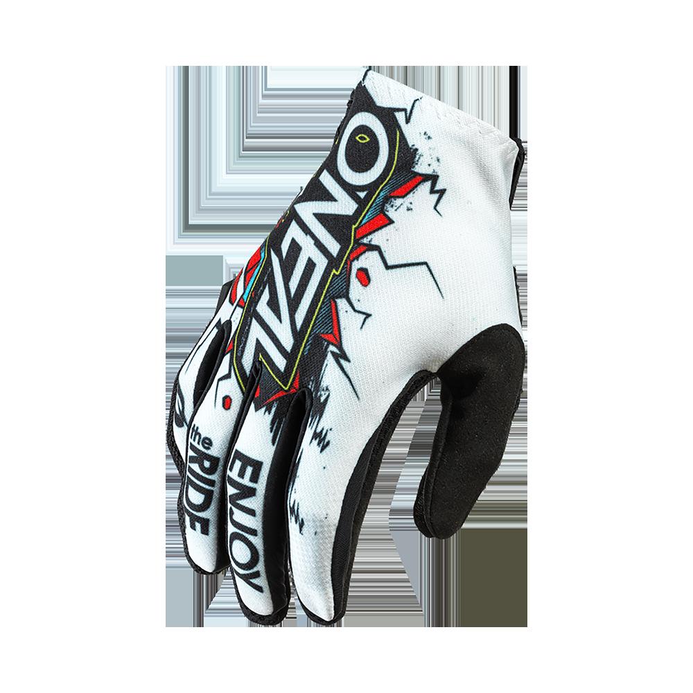 Oneal MATRIX Glove VILLAIN white M/8,5
