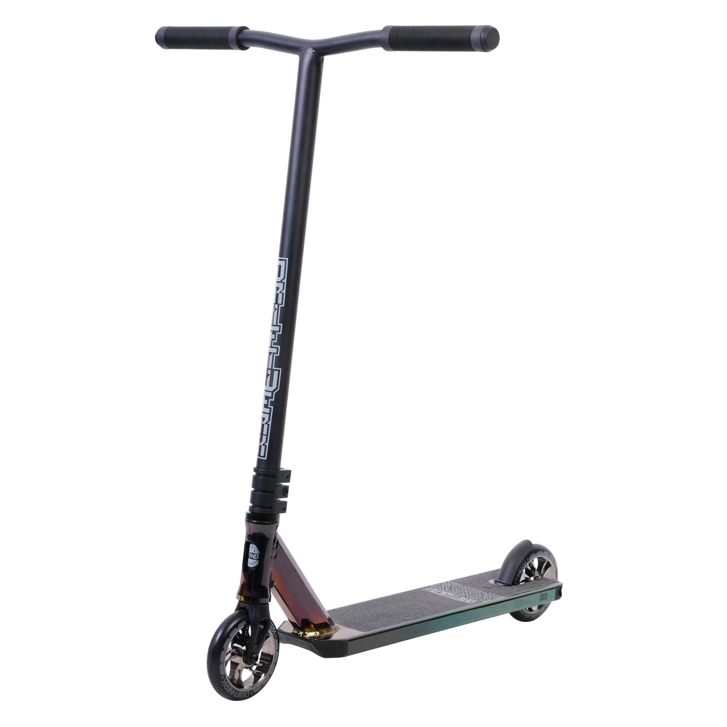 Driftwerk DS3 Black Neochrome Freestyle Scooter