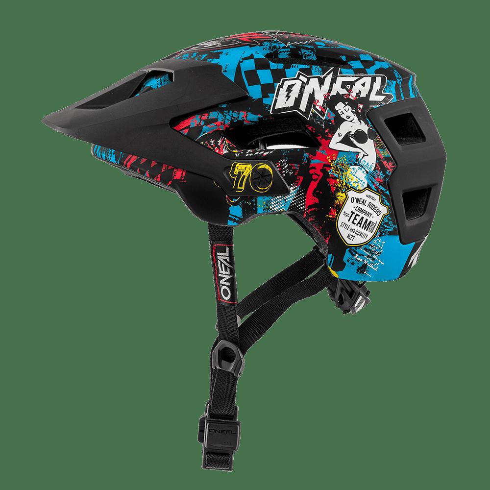 Oneal DEFENDER Helmet WILD multi L/58-XL/61