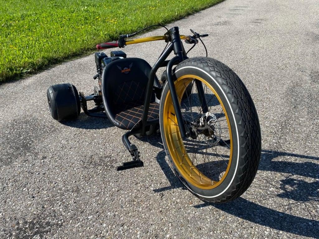 Driftwerk Drift Trike Blast mit Driftwerk Sitz
