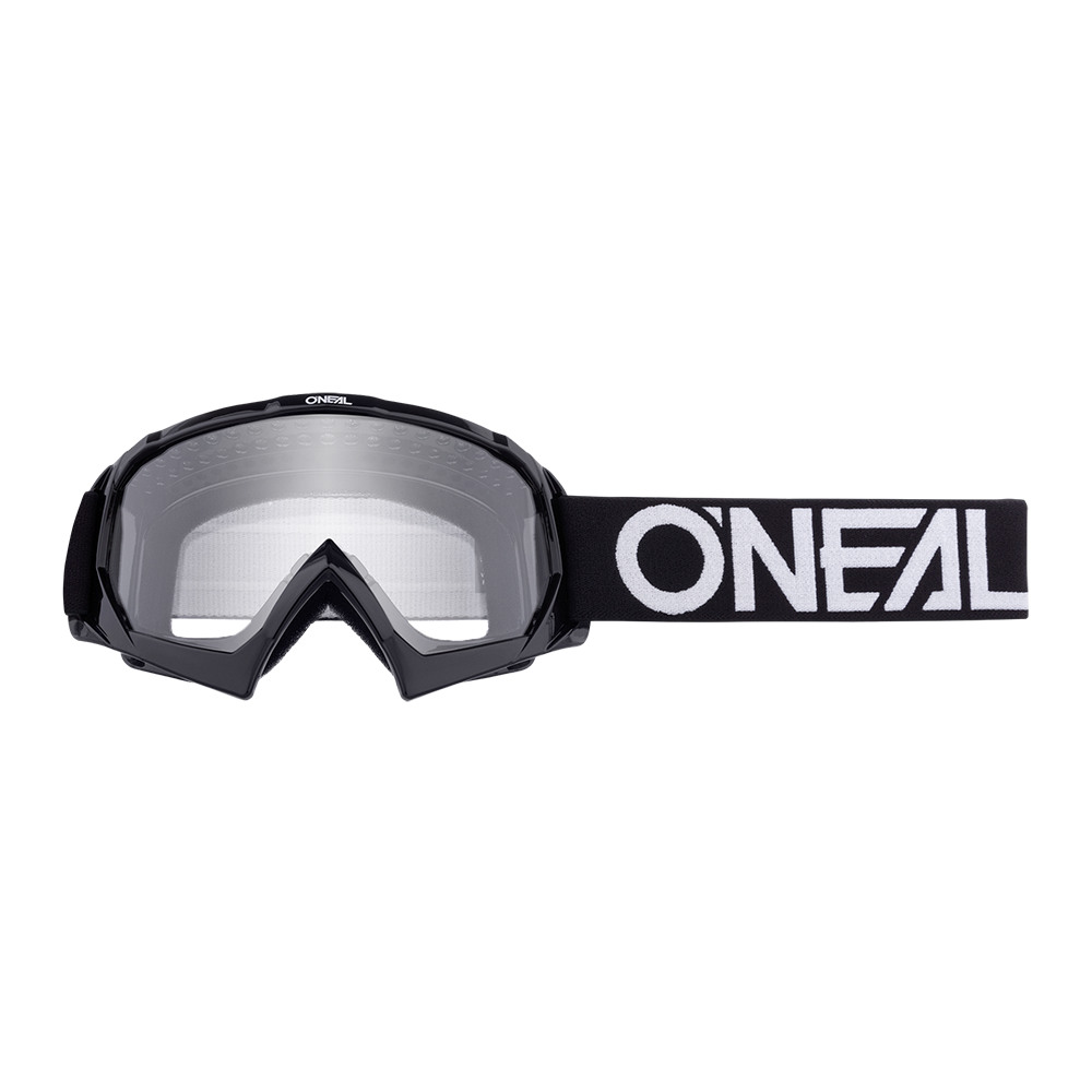 Oneal B-10 Youth Goggle SOLID black/white