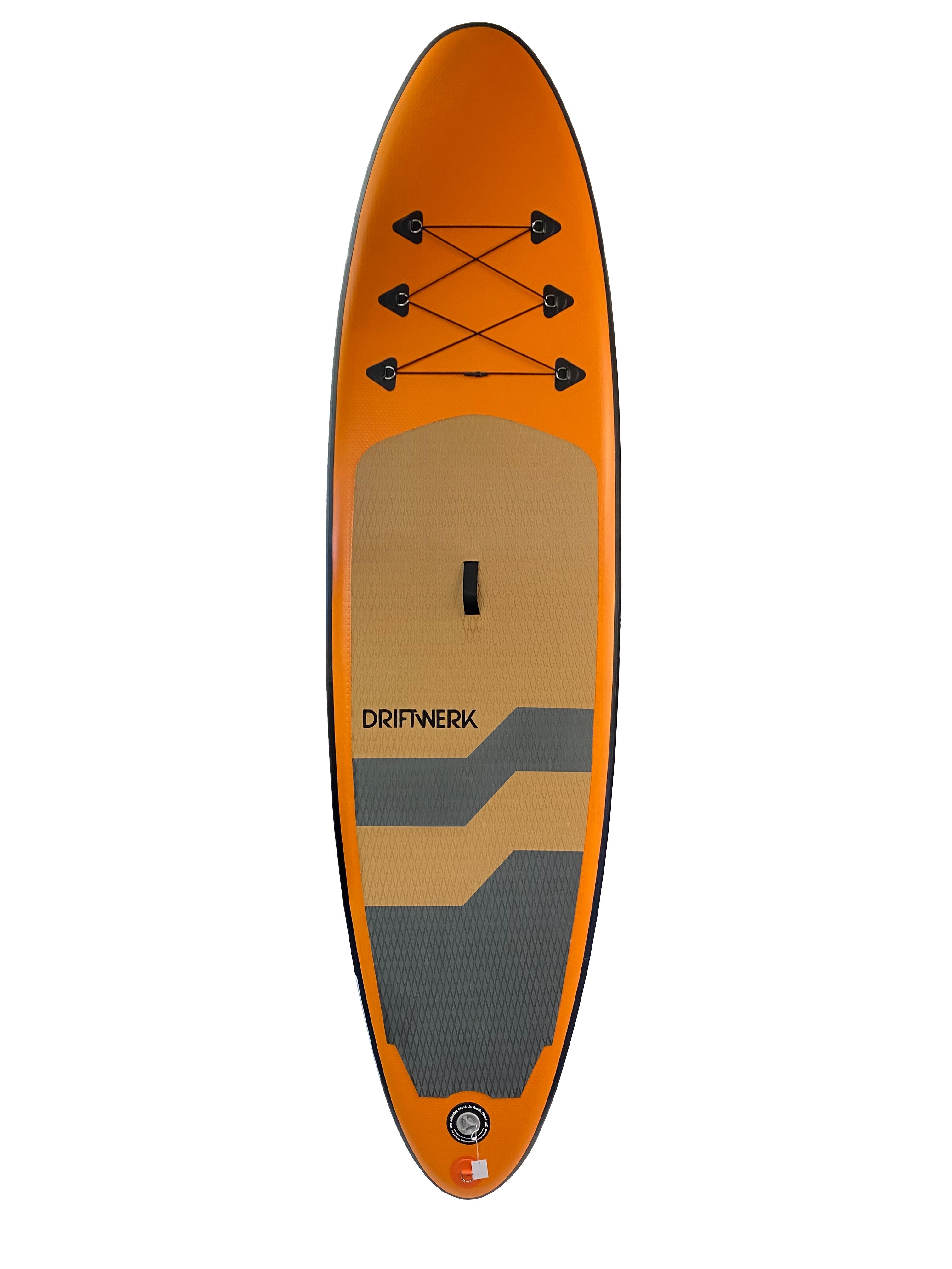 Driftwerk Nautic SUP Orange
