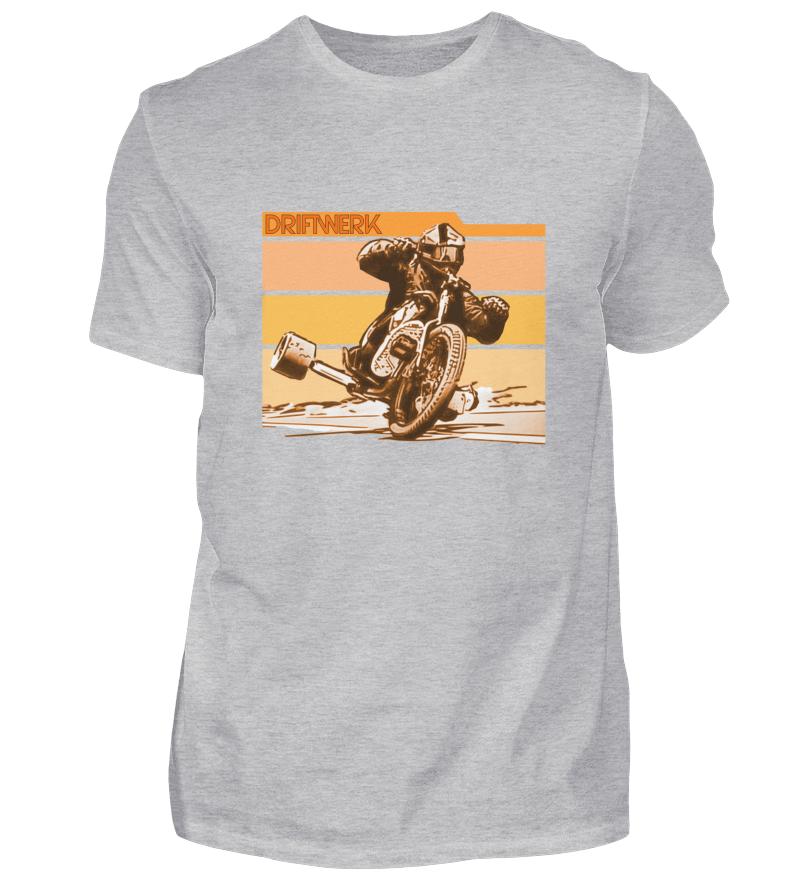 Driftwerk T-Shirt Comic