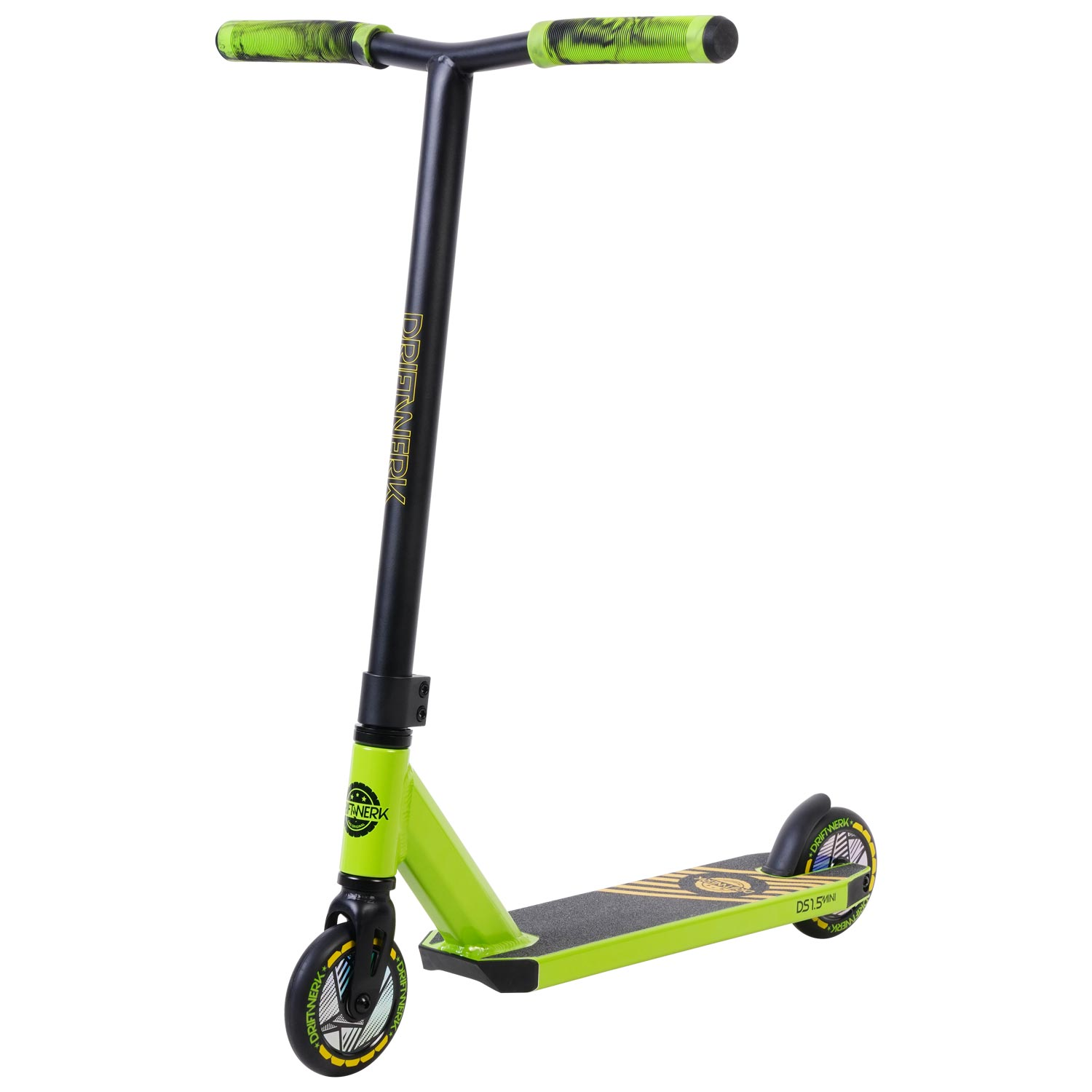 Driftwerk Freestyle Scooter DS1.5 Mini Green