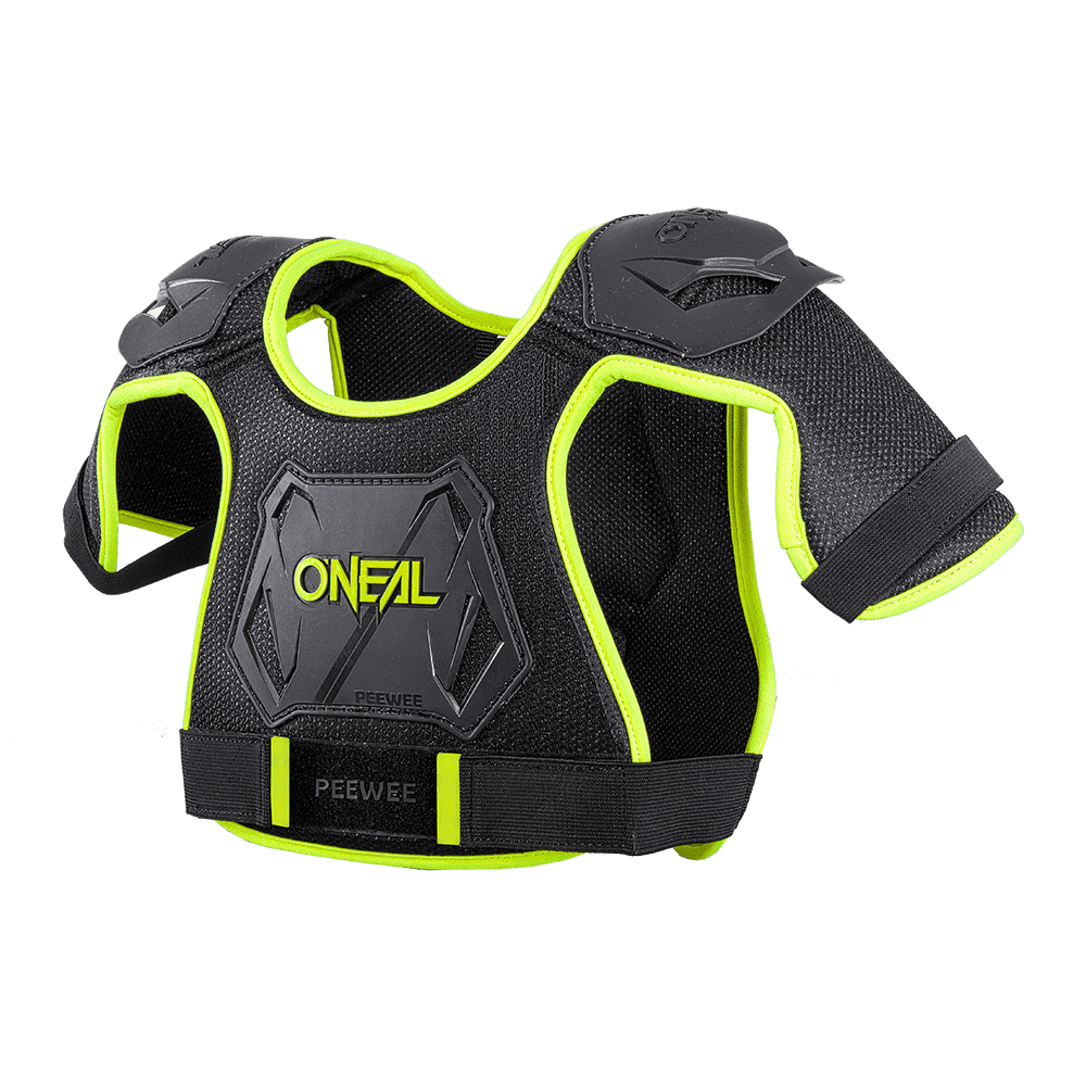Oneal PEEWEE Chest Guard neon yellow XS/S
