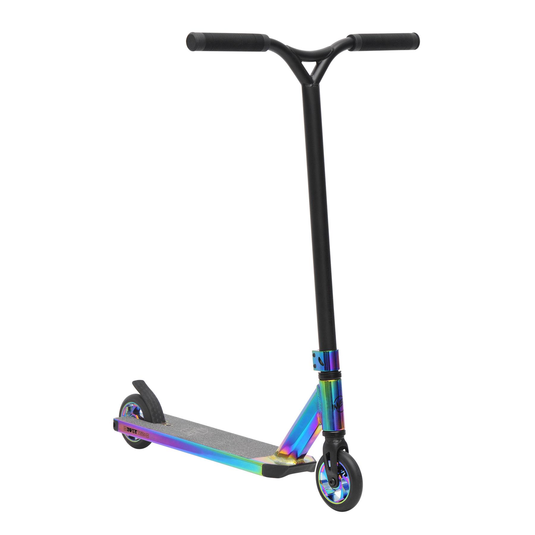 Invert Stunt Scooter V2-TS-2+ Neo chrome