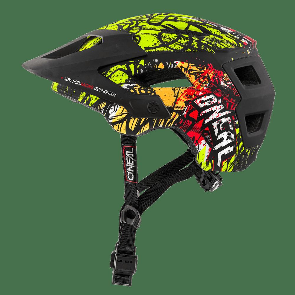 Oneal DEFENDER Helmet VANDAL orange/neon yellow L/58-XL/61