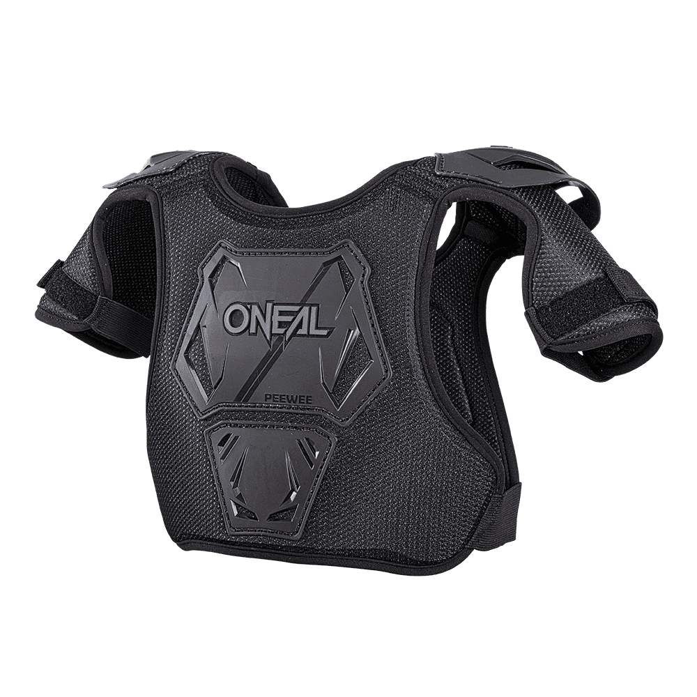 Oneal PEEWEE Chest Guard black M/L
